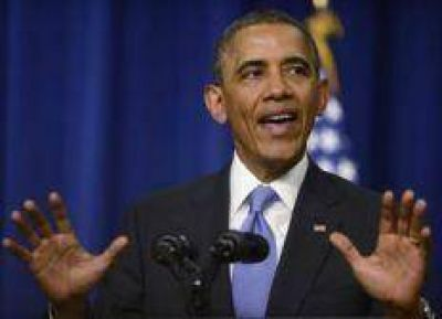 Obama promete un poco menos de espionaje