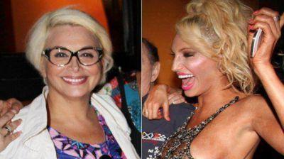 Vicky Xipolitakis explotó de furia contra Carmen Barbieri