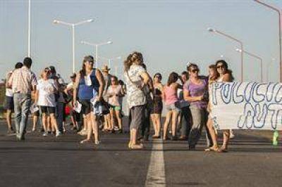 La protesta de la polic�a por los salarios se traslad� a Entre R�os