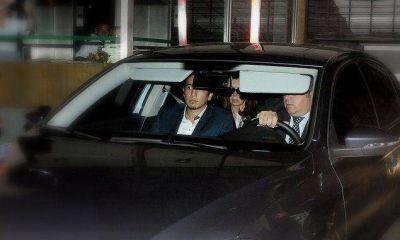 Cristina Fernández de Kirchner y el presunto desmayo en el Otamendi