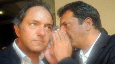 """Daniel Scioli sobre el encuentro con Sergio Massa: """"Es normal para nosotros"""""""