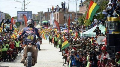 Al Dakar asistieron más de cuatro millones de personas en su sexta edición por Sudamérica