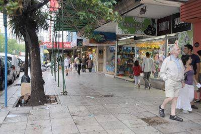 Cada vez hay menos puestos de venta ambulante en Mar del Plata