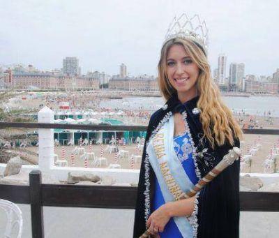 """Maia Morgenstern: """"Donde esté la Reina, ella es Mar del Plata"""""""