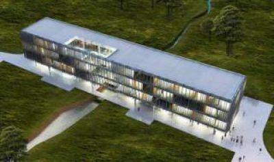 Presentaron anteproyecto arquitectónico del Parque Informático de Mar del Plata
