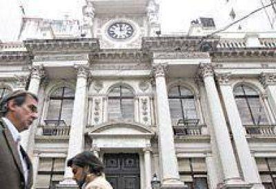 Caída de reservas del Banco Central
