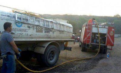 Reuni�n clave en Salsipuedes para enfrentar grave crisis h�drica