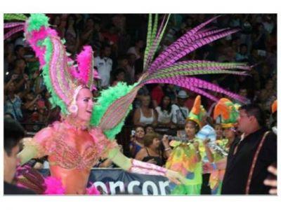Los carnavales ya movilizaron a más de 100.000 personas