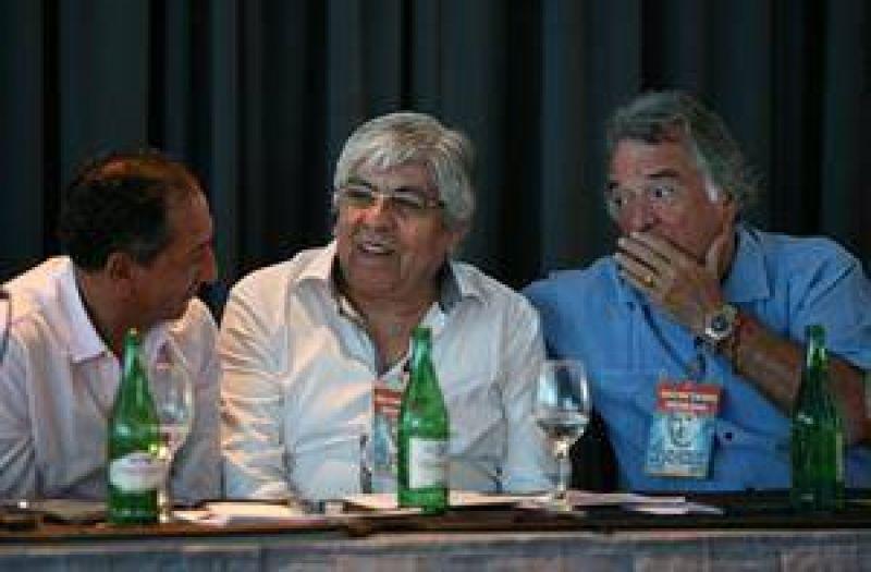 Dura crítica de la cumbre sindical opositora al Gobierno