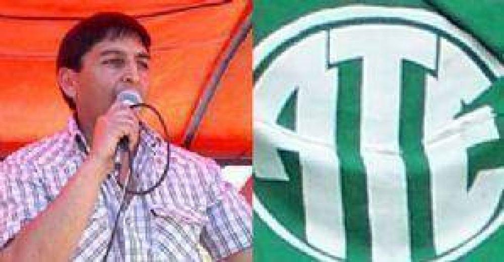 """ATE reitera que quiere """"un sueldo de bolsillo de 10 mil pesos"""""""