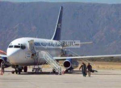 Catamarca cuenta con siete vuelos semanales