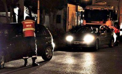 35 Secuestros de vehículos durante el fin de semana