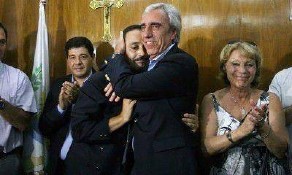 Asumió Rubén Boris en Trabajo avalado por gremios y dio señales para una tregua con la CGT