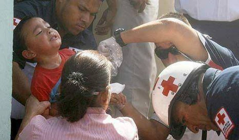 Tragedia en M�xico: murieron 29 beb�s al incendiarse una guarder�a.