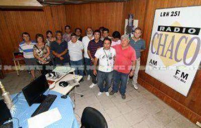 Empleados de Radio Chaco dicen que empresarios pueden desarrollar su actividad con normalidad