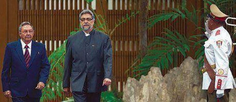 Lula y Lugo piden ahora que se levante el embargo contra Cuba.