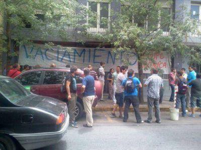 Fueron indemnizados tres trabajadores despedidos del ex diario El Atlántico