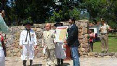 Conmemoraron el Combate de las Lomas de San Lorenzo