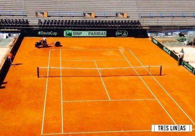 Mar del Plata se prepara para otra edición de la Copa Davis