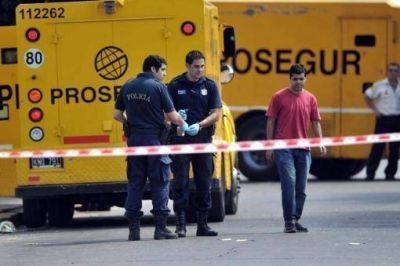 Se declaró inocente el único detenido por el asalto al camión blindado