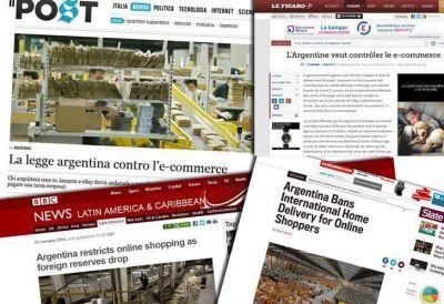 El mundo mira a la Argentina por los controles a las compras en el exterior