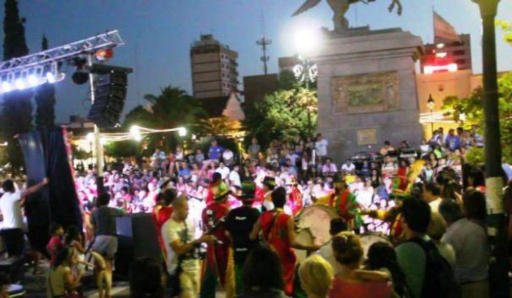 Continúa el ciclo Música en las Plazas