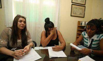 """La familia de Luciana agradeció a Pérez pero apuntó a Elizalde por """"negligente"""""""