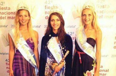 Micaela Ludvik es la nueva Reina Nacional del Mar