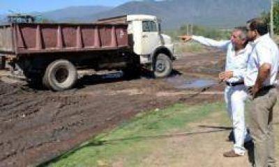 Municipio y Aguas Riojanas ya trabajan en forma conjunta