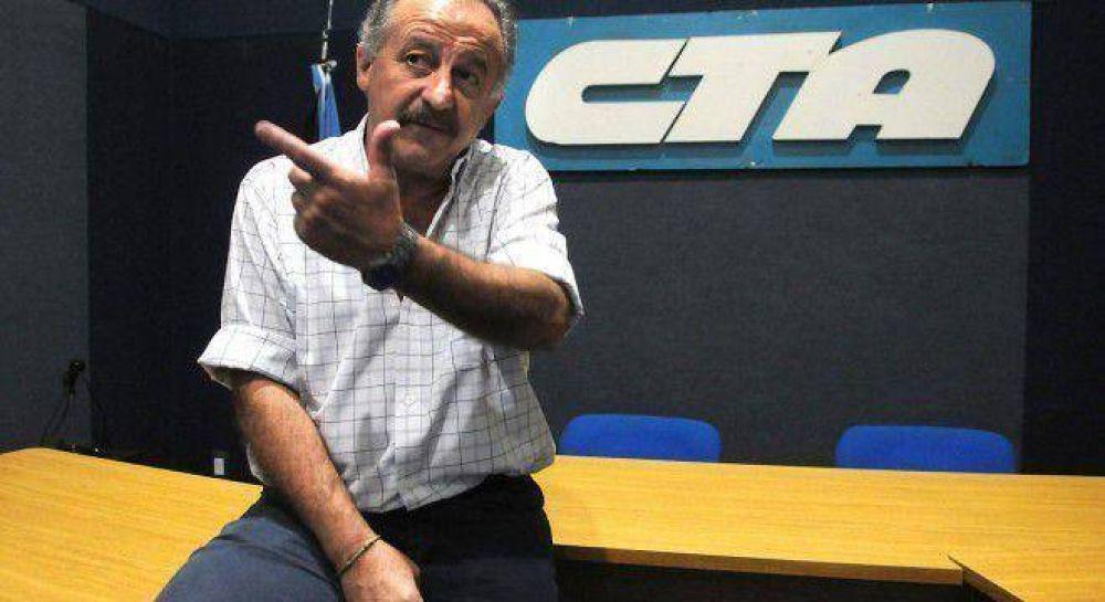 Con el guiño de Cristina, Yasky va al Congreso a pedir por la libertad sindical