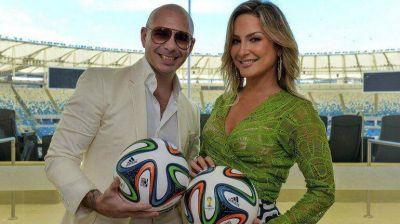Pitbull, Jennifer Lopez y Claudia Leitte har�n la canci�n del Mundial Brasl 2014