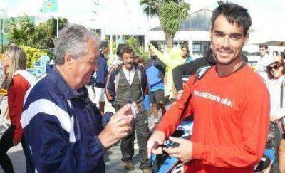 Copa Davis: Argentina entrenó en Buenos Aires; parte de Italia en el Club Náutico