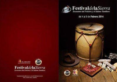 Ajustan detalles para el Festival de la Sierra que se viene