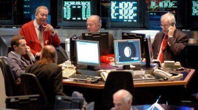 Descenso de acciones y bonos en dólares en la Bolsa porteña