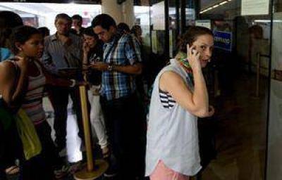 """""""Cepo aéreo"""" en Venezuela: varias compañías suspenden sus vuelos"""