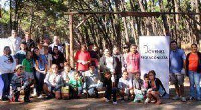 M�s de 60 vecinos juntaron basura en sectores el Parque