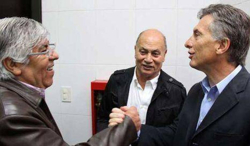 Moyano confirmó que se reunirá con Macri
