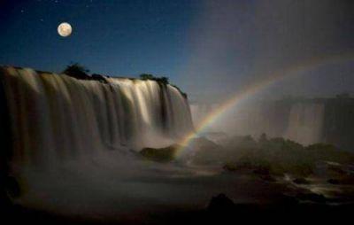 Proponen recorrer las Cataratas del Iguazú bajo la luna llena