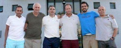 Este lunes llegan los jugadores argentinos para la Davis y entrenan por la tarde