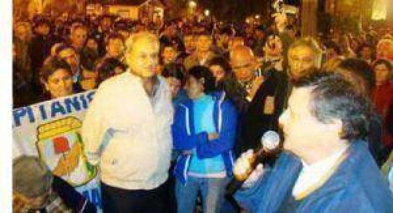 Peppo propone dar m�s participaci�n ciudadana en la C�mara de Diputados