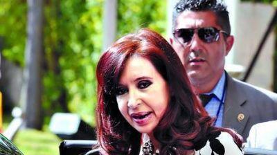 Cristina comenzó su agenda en Cuba: se reunió con Fidel y Dilma