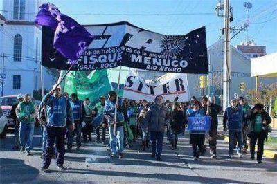 """Promueven una huelga general contra el """"ajuste"""" del Gobierno Provincial"""