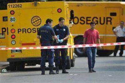 Tercer detenido por el intento de robo al blindado en Moreno