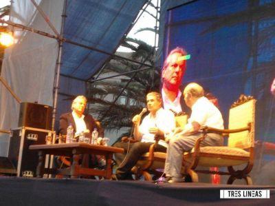 """Victor Hugo Morales: """"Tengo buenas expectativas de cara al futuro"""""""