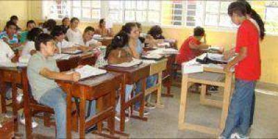 """""""Estudiar en Verano"""" no comprende la totalidad de los espacios curriculares"""