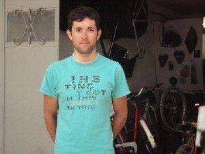 Gran actuación de Sebastián Tolosa en el Tour de San Luis