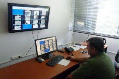 Comenzó a operar el Centro de Monitoreo