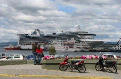 Los cruceros traerán unos 7 mil turista este fin de semana