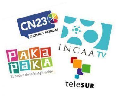 Paka Paka, INCAA y Telesur ya se pueden ven en Cablevisión básico