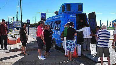 El Registro Civil Móvil estará toda la semana en Playa Unión